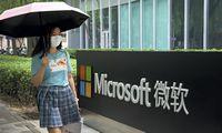 Dar vienas apsižodžiavimas: Kinija atmeta JAV kaltinimus kibernetinių išpuolių organizavimu