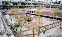Vilniaus Lazdynų baseino statybos brangsta iki 35 mln. Eur