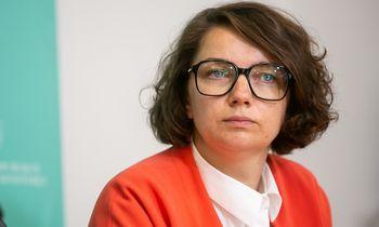 VSD atstovės spaudai pareigas nuo šiol eina A. Vernickaitė