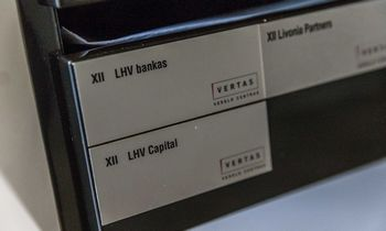 """LHV Group"" pelnas per ketvirtį augo 13%"