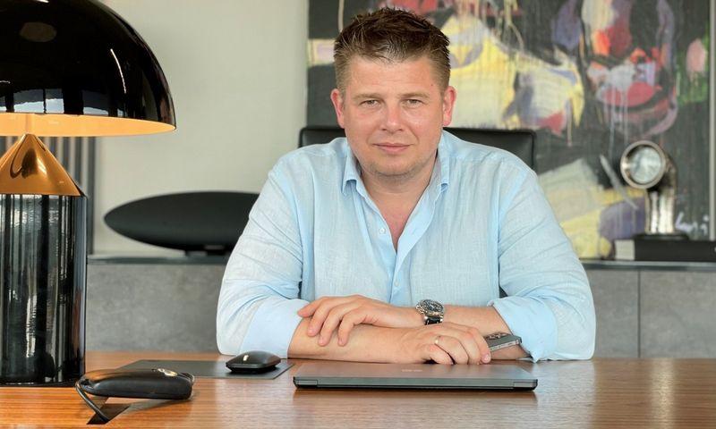 """Andrius Jankauskas, UAB """"Teledema"""" vadovas. Bendrovės nuotr."""