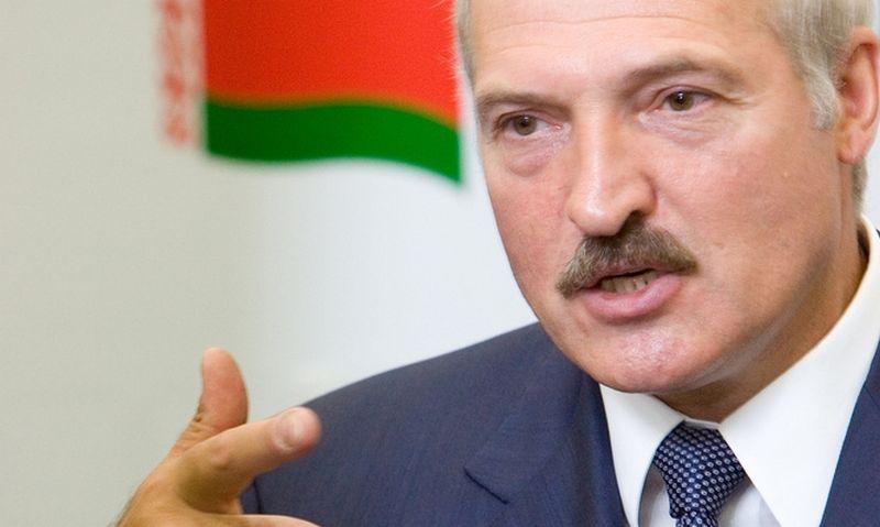 Aliaksandras Lukašenka. Juditos Grigelytės  (VŽ) nuotr.