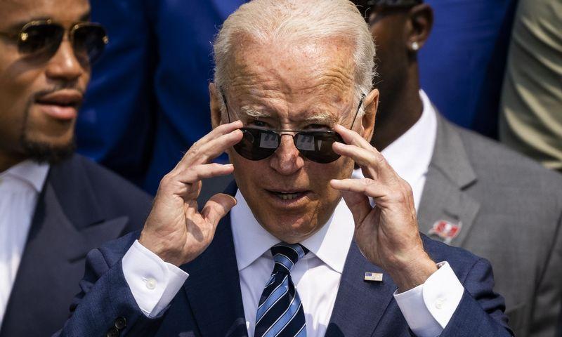 "Joe Bidenas, JAV prezidentas. (""Capital Pictures""/""Scanpix"") nuotr."