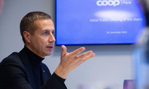 """Coop Pank"" augino klientų bazę, aplenkė prognozes"