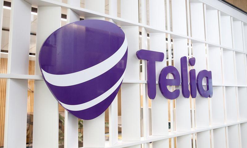 """""""Telia Global Services Lithuania"""" biuras Lvovo verslo centre Vilniuje. Juditos Grigelytės (VŽ) nuotr."""