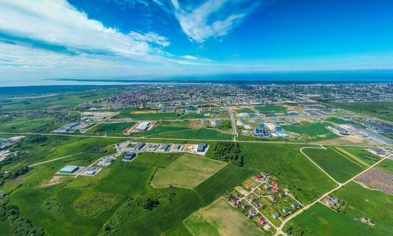 Klaipėdos LEZ valdymo bendrovės nuotr.