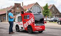 """""""Iki"""" savininkė Vokietijoje """"Rewe"""" bando savaeigę parduotuvę be darbuotojų"""