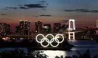 Tokijuje olimpiados išvakarėse užfiksuotas COVID-19 atvejų pusmečio rekordas