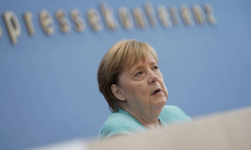 Angela Merkel (Imago/Scanpix)