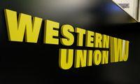"""Western Union"" Lietuvoje uždirbo 5,8 mln. Eur pelną"
