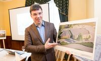 D. Nedzinskui leista rekonstruoti Trakų autobusų stotį