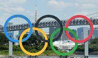 Naujas skandalas temdo Tokijo olimpiados atidarymą
