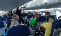 Teks izoliuotis nepasiskiepijusiems keliautojams iš Airijos, Belgijos,Graikijos