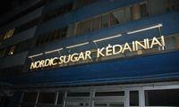 """Per pirmąjį karantiną išaugę cukraus pardavimaididino """"Nordic Sugar Kėdainių"""" pelną"""