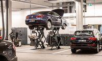 Lietuvos bankas: draudikai atsižvelgė į rekomendacijas dėl pakaitinio automobilio