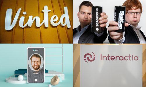 TOP 10 pirmojo pusmečio investicijų į startuolius Baltijos šalyse