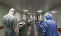 Kai kuriose šalyseper 80–90% naujai susirgusiųjų COVID-19 –nesiskiepiję