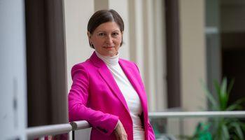 E. Leontjeva. Žaliajam kursui– žaliasis posūkis ir valdžioje
