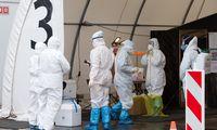 Penktadienį nustatytas 231 naujas koronaviruso atvejis, naujų mirčių nefiksuota