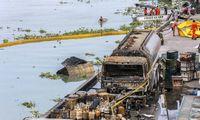 Filipinus sukrėtė 6,7 balo žemės drebėjimas