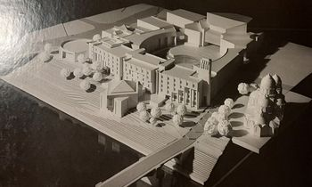 Neįgyvendinti XX a. Vilniaus architektūros projektai