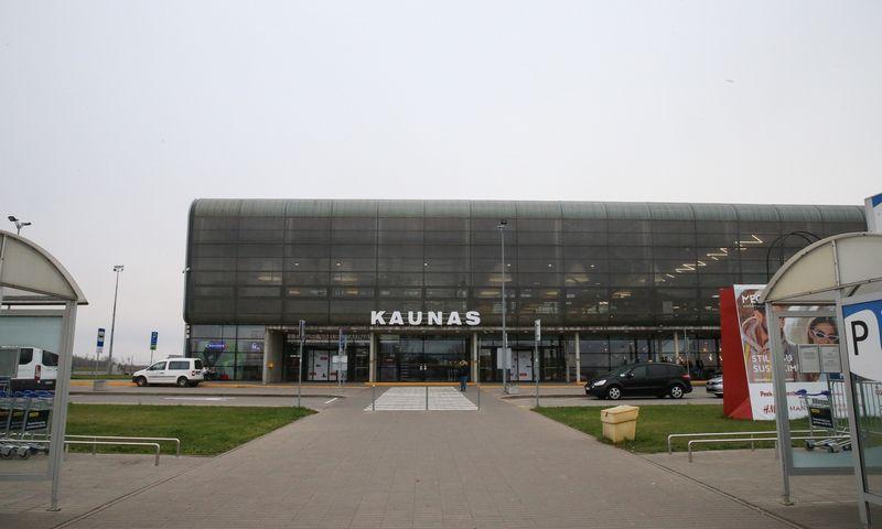 Kauno oro uostas. Vladimiro Ivanovo (VŽ) nuotr.