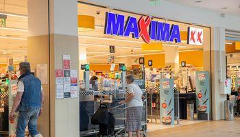 """""""Maximos"""" darbuotojų atlyginimai augo dešimtadaliu"""