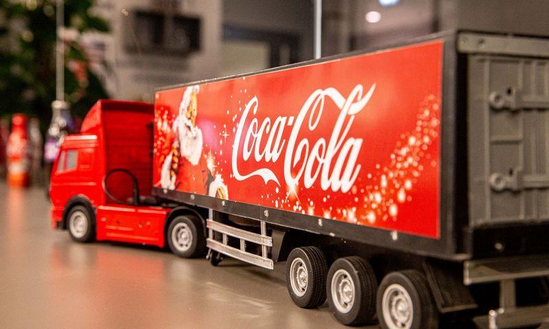 """Coca-Cola HBC"" biuras Vilniuje. Juditos Grigelytės (VŽ) nuotr."