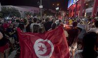 Tuniso prezidentas atstatydino vyriausybę