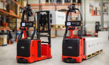 Sklaido mitus apie AGV: mažą pridėtinę vertę kuriančius darbus perleiskime robotams