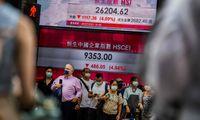 Kinijos reguliuotojų antausis technologijų bendrovėms neramina investuotojus