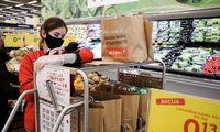 Nelikus suvaržymų, e. prekyba maistu vis tiek išlaiko augimą