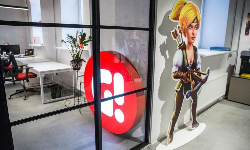 """""""Game Insight"""" biuras Vilniuje. Vladimiro Ivanovo (VŽ) nuotr."""