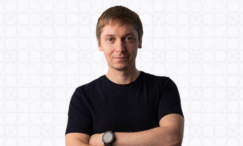 """Jonas Simanavičius, decentralizuoto interneto kūrėjos """"Syntropy"""" technologijų vadovas. Asmeninio archyvo nuotr."""
