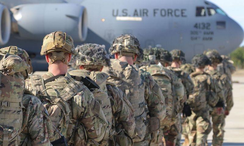 """Robyn Haake (JAV kariuomenė/AFP/""""Scanpix"""") nuotr."""
