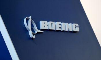 """""""Boeing"""" fiksavo savo pirmą pelningą ketvirtį nuo 2019-ųjų"""