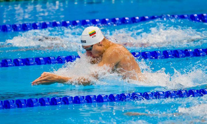 PlaukikaiK. Teterevkova ir D. Rapšys į pusfinalius nepateko Atnaujinta 14:58