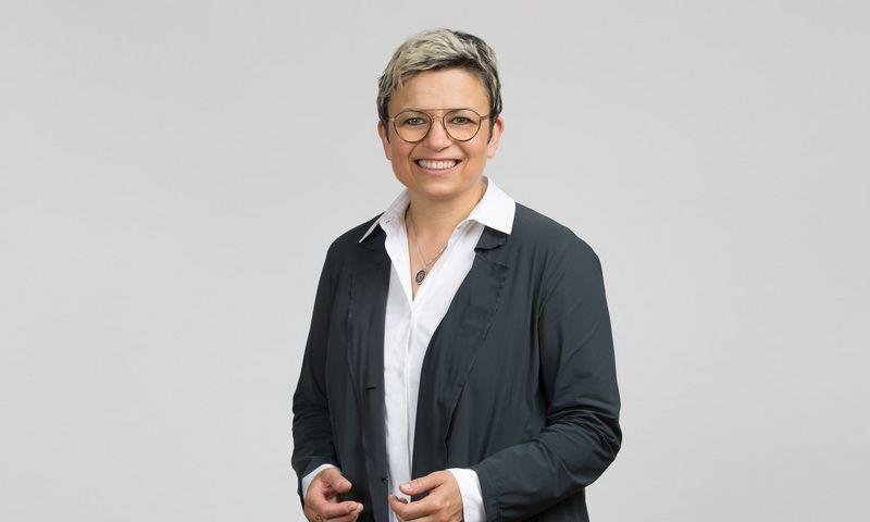 """Sonja Aboulez, """"Zalando"""" partnerių pardavimų ir paslaugų viceprezidentė. Įmonės nuotr."""