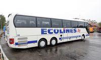 """Ecolines"" operatorės apyvarta pernai sunyko perpus"