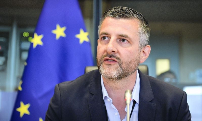 Europarlamentaras Pascal Arimont.