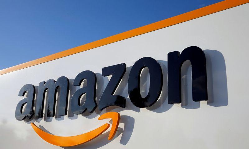 """Amazon"". ""Reuters""/Pascalio Rossignolo nuotr."