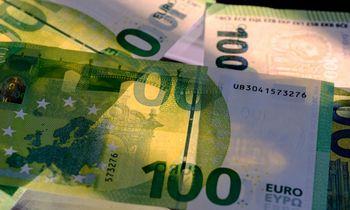 Šešių mėnesių centrinės valdžios deficitas – 626,3 mln. Eur