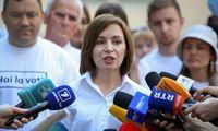 Naują Moldovos vyriausybę formuos buvusi finansų ministrė N. Gavrilita