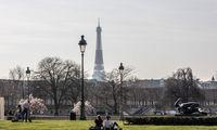 Prancūzijos ekonomika antrąjį ketvirtį augo sparčiau nei tikėtasi