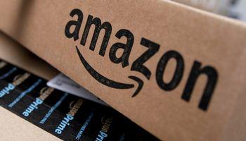 """""""Amazon"""" pajamos nuvylė, akcija atpigo 7%"""