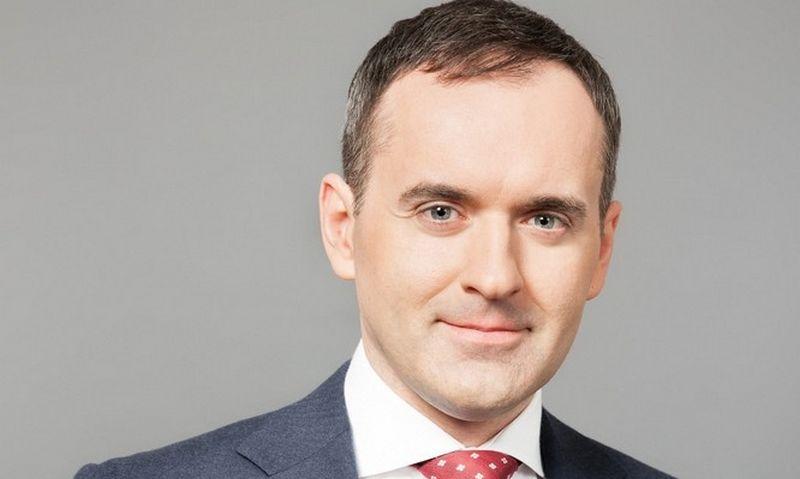 Saulius Barauskas, Vilniaus vystymo kompanijos vadovas. Organizacijos nuotr.