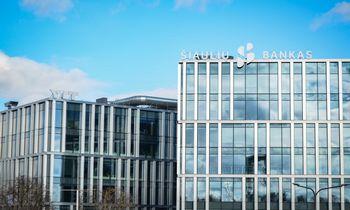 Šiaulių banko pelnas augo 34%