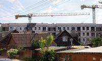Statistikos departamentas: statybų kainos per metus didėjo 6,9%