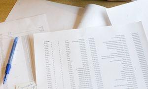 Bus tikrinama įmonių teikiamų finansinių ataskaitų kokybė, paskirs prižiūrėtojus