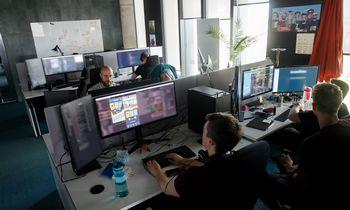Rinkos dalyviai tikisi spartaus Lietuvos žaidimų industrijos augimo
